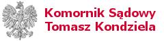 Komornik Sądowy przy Sądzie Rejonowym w Opolu Tomasz Kondziela